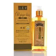 300ml <b>Professional Hair Ginger</b> Shampoo | Anti hair loss shampoo ...