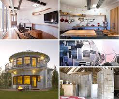 Enticing Upcycled Silos Turned Homes Plus Upcycled Silos Turned Homes in Silo  Homes
