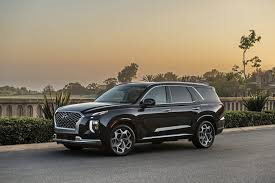 We've known this midsize suv was coming for a while now. The 2021 Hyundai Palisade Calligraphy Rivals The Genesis Gv80