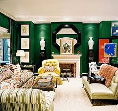 Image Source: Living Room With Jewel Tone Accents,bedroom With Emerald  Green Jewel Toned Bedspread, Ruby Red Jewel Toned Wall, Jewel Toned Accents  In Living ...