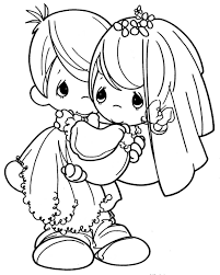 Coloring Pages Precious Moments Print New Wedding Coloring Pages