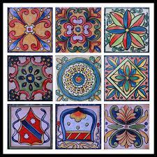 Decorative Tile Designs Wall Art Designs Tile Wall Art Handmade Tile Design Decorative Wall 5