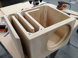 12 Inch Best Ported Subwoofer Box Design
