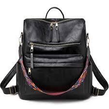 Designer Travel Bags Ladies Amazon Com Everfunny Backpack Purse For Women Fashion