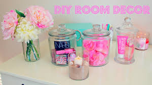 DIY Room Decor ~ Inexpensive Room Decor Ideas Using Jars   YouTube