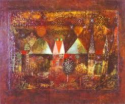 nocturnal festivity painting paul klee nocturnal festivity art painting