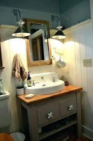 style bathroom lighting vanity fixtures bathroom vanity. Unique Vanity Farmhouse Bathroom Vanity Lights Light Fixtures Amazing  Lighting Or Stupefying Farm Style Vanities  Intended R