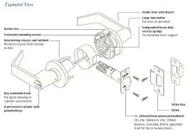 door lock parts door lock parts diagram home interesting exterior backyard in door lock parts explained