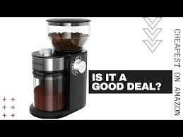 Product description shardor is specialized in kitchen small appliance. Shardor Electric Coffee Burr Grinder Unboxing And Review Cheapest Burr Grinder On Amazon Youtube