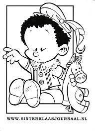 Zwarte Piet Muts Kleurplaat Krijg Duizenden Kleurenfotos Van De Beste