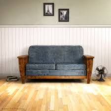 Old Sofa Interior With Old Sofa