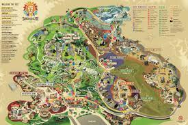 empty zoo map.  Map Inside Empty Zoo Map