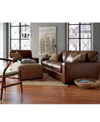 valyn leather sofa couches sofas furniture macys living room frightening picture 615x753