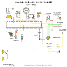 ignition switch wiring diagram cub cadet ignition cub cadet 124 wiring diagram cub auto wiring diagram schematic on ignition switch wiring diagram cub