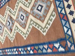 vintage turkish anatolia kilim rug 6