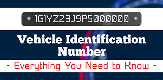 10th Digit Vin Number Chart Vin Everything You Need To Know