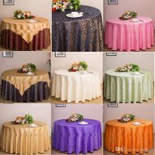 table cloth table cover round for banquet wedding party decoration hotel tables fabric table wedding tablecloth home textile 108 round tablecloth cotton