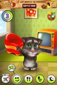 features of my talking tom