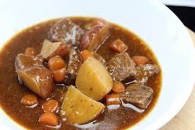 slow cooker sirloin steak tip stew for