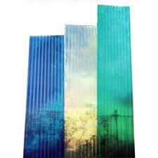 corrugated fiberglass roofing sheet