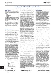 Burndy Die Chart Section O Reference Burndy Pages 1 50 Text Version