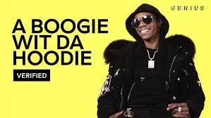 A Boogie Wit Da Hoodie Breaks Down My Shit Genius Delectable A Boogie Wit Da Hoodie Quotes