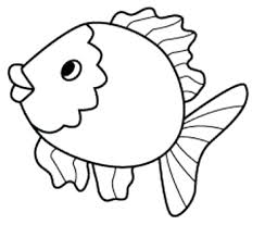 Fish Coloring Pages For Preschoolers Printable Fish Coloring Pages ...