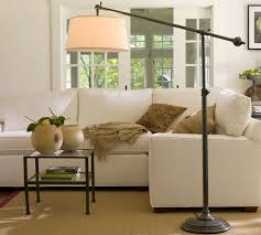 floor lamps floor lamp for sectional couch floor lamp behind sofa light brown lamp shade