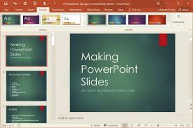 How To Change Templates In Powerpoint 2016 Laptop Mag