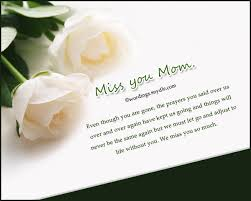 Death Anniversary Quotes Cool Missing You Messages For Mother Who Died Wordings And Messages