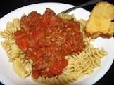 all purpose quick spaghetti sauce