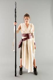 embrace your star wars love and make this rey costume for brit co