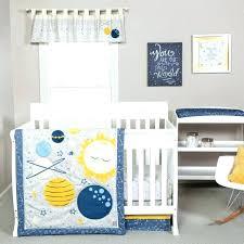 rocket ship bedding galaxy 3 piece crib bedding set space baby rocket rocket ship bed space themed bedroom bedding
