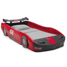 toddler car beds walmart