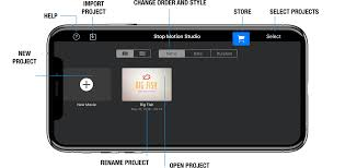 The Help Text Support Stop Motion Studio