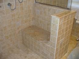 tile shower bench. Wonderful Tile Tiled Shower Bench Inside Tile