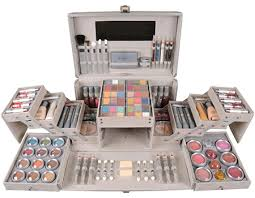 max touch vanity case makeup kit mt 2200