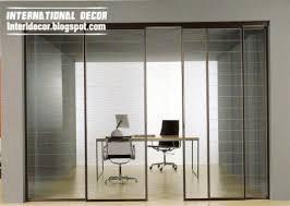 sliding office door. modern sliding glass door with aluminum frames for office room sunroom doors