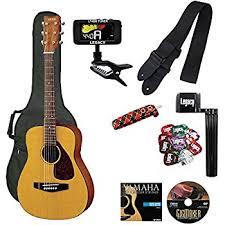 yamaha jr1. yamaha jr1 3/4 size acoustic guitar with gig bag and legacy accessory bundle jr1