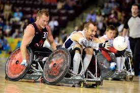 number one usa wheelchair rugby