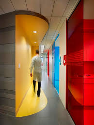 dental office architect. Implantlogyca Dental Office Interiors,© Halkin Mason Photography Architect U