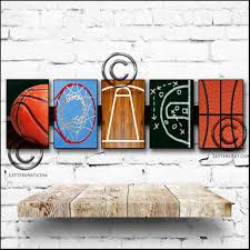 coach gift basketball wall art on personalized wall art gifts with name art gifts personalized custom name gifts free shipping on
