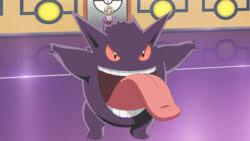 Pokemon Gengar Evolution Chart