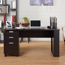 Desk Narrow Desk With Shelves Computer Desk Small White Table Desk