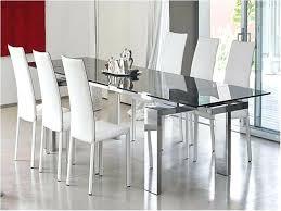 modern dining room table breathtaking modern glass dining room tables with worthy modern dining table splendid