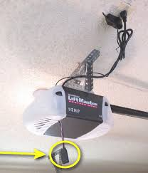 garagemate connected to garage opener