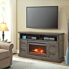 full image for napoleon 60 inch slimline black wall mount electric fireplace corner tv stand