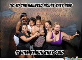 A Haunted House Memes. Best Collection of Funny A Haunted House ... via Relatably.com