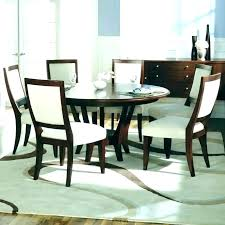 dining tables round wood dining table set 6 person breakfast 8 tab