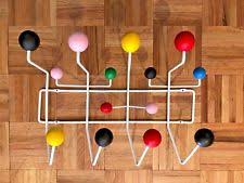Eames Coat Rack Replica LCH Eames Hang It All Replica Wall Mounted Coat Rack With Painted 95